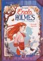 Couverture Les enquêtes d'Enola Holmes (BD), tome 1 : La double disparition Editions Jungle ! 2017