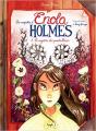Couverture Les enquêtes d'Enola Holmes (BD), tome 3 : Le mystère des pavots blancs Editions Jungle ! 2017
