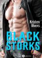 Couverture Black Storks Editions Addictives 2020