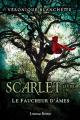 Couverture Scarlet, tome 1 : Le faucheur d'âmes Editions Luzerne Rousse 2020