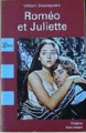 Couverture Roméo et Juliette Editions Librio (Théâtre) 2007