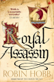 Couverture L'Assassin royal, tome 03 : La Nef du crépuscule Editions HarperCollins 2014