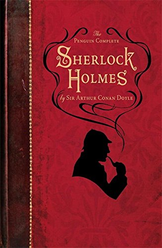 Couverture The Penguin Complete Sherlock Holmes