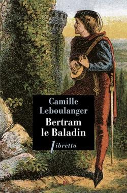 Couverture Bertram le Baladin