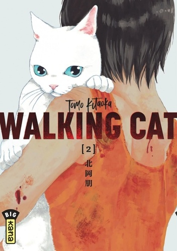 Couverture Walking Cat, tome 2