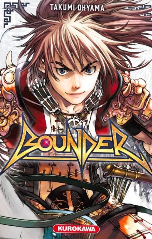 Couverture Bounder