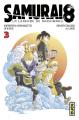 Couverture Samurai 8 : La légende de Hachimaruden, tome 3 Editions Kana (Shônen) 2020