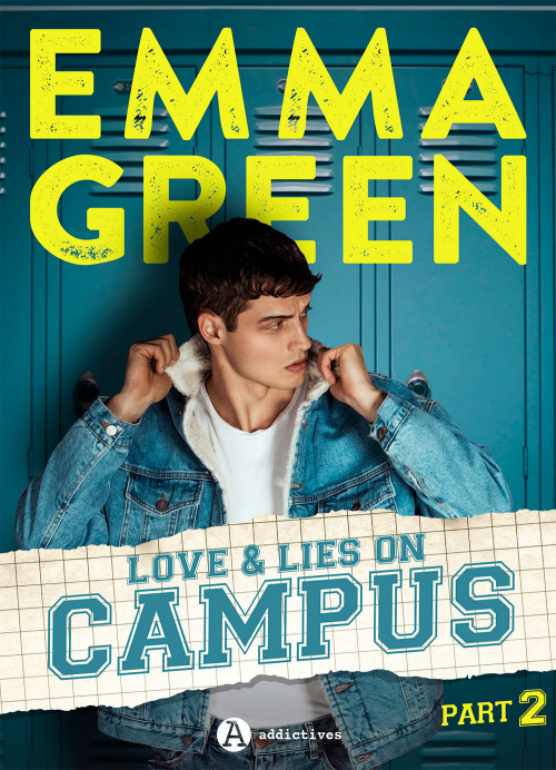 Couverture Love & lies on campus, tome 2