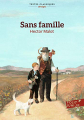 Couverture Sans famille Editions Folio  (Junior) 2019
