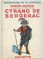 Couverture Cyrano de Bergerac Editions Hachette (Bibliothèque de la jeunesse) 1950