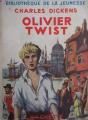 Couverture Oliver Twist / Les Aventures d'Oliver Twist Editions Hachette (Bibliothèque de la jeunesse) 1949