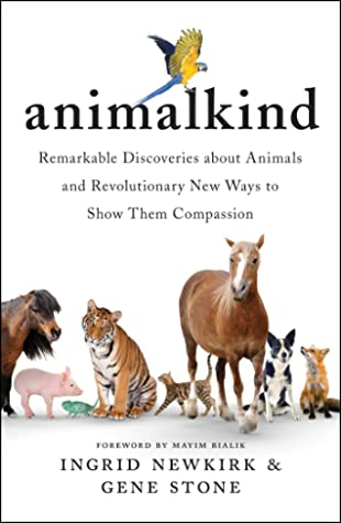 Couverture Animalkind