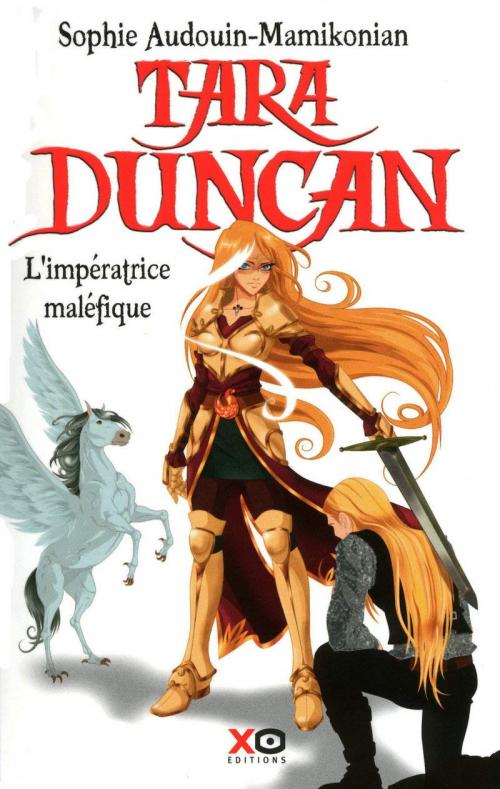 Couverture Tara Duncan, tome 08 : L'Impératrice maléfique