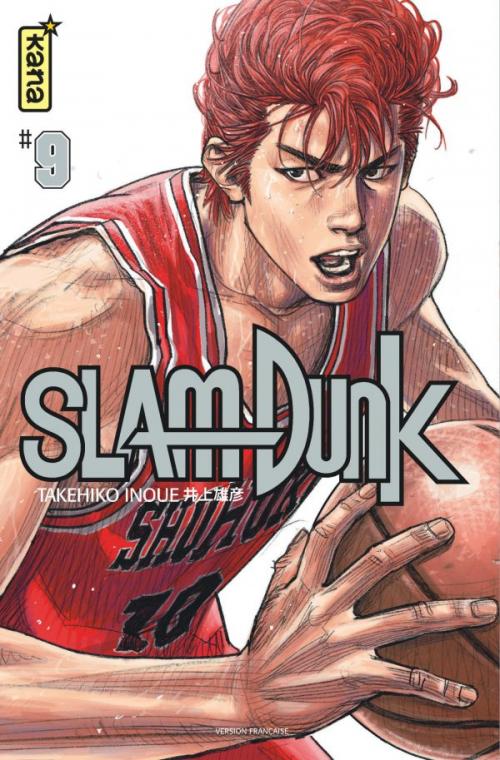 Couverture Slam Dunk, star édition, tome 9