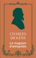 Couverture Le Magasin d'antiquités Editions Archipoche 2020
