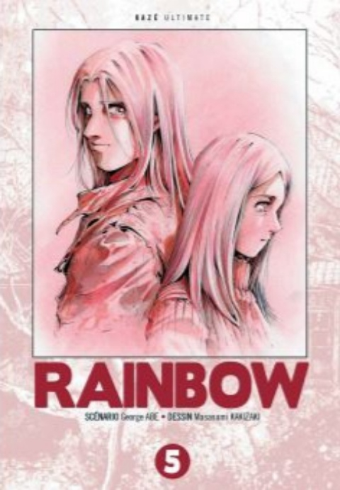 Couverture Rainbow, triple, tome 5