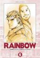 Couverture Rainbow, triple, tome 6 Editions Kazé 2017