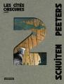 Couverture Les cités obscures, intégrale, tome 2 Editions Casterman 2018