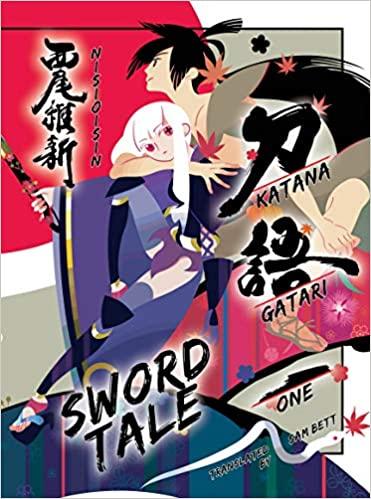 Couverture KATANAGATARI, 1: Sword Tale