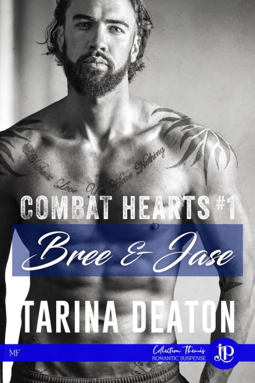 Couverture Combat Hearts, tome 1 : Bree & Jase