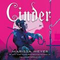 Couverture Chroniques lunaires, tome 1 : Cinder Editions Audible studios 2012