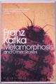 Couverture La métamorphose Editions Penguin books (Modern Classics) 2007