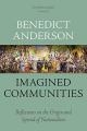 Couverture Imagined Communities : Reflections on the Origin and Spread of Nationalism Editions Verso 2016