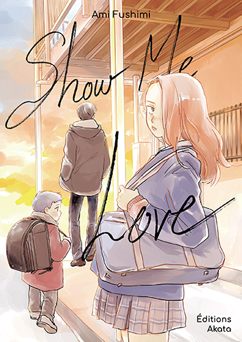 Couverture Show me love