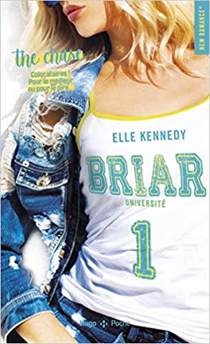 Couverture Briar université, tome 1 : The Chase