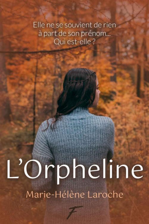 Couverture L'orpheline