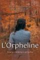 Couverture L'orpheline Editions Autoédité 2020