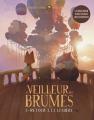 Couverture Le veilleur des brumes, tome 3 : Retour à la lumière Editions Milan (Grafiteen) 2020