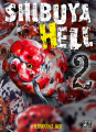 Couverture Shibuya Hell, tome 2 Editions Pika (Seinen) 2020