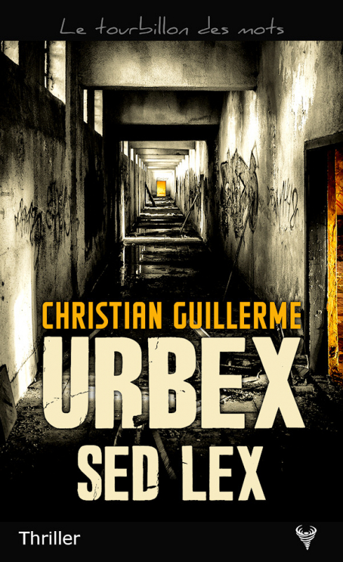 Couverture Urbex Sed Lex