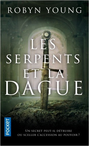 Couverture Les serpents et la dague