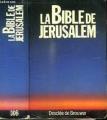 Couverture La Bible Editions Desclée de Brouwer 1994