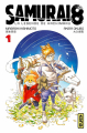 Couverture Samurai 8 : La légende de Hachimaruden, tome 1 Editions Kana (Shônen) 2019