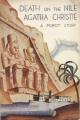 Couverture Mort sur le Nil Editions HarperCollins 2006