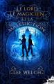 Couverture Le lord, le magicien et la malédiction Editions MxM Bookmark (Imaginaire) 2020