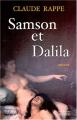Couverture Samson et Dalila Editions du Rocher 2001