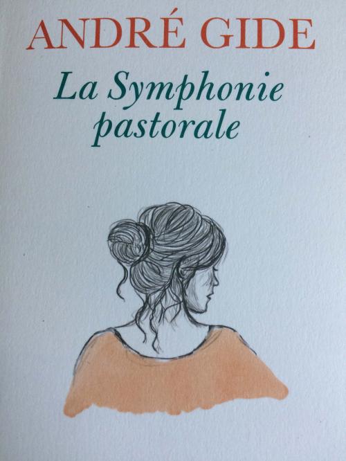 Couverture La symphonie pastorale