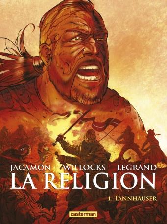 Couverture La religion, tome 1 : Tannhauser
