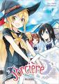 Couverture Sorcière en formation, tome 3 Editions Soleil (Manga - Gothic) 2021