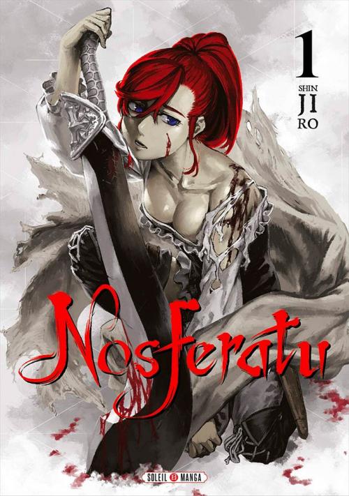 Couverture Nosferatu, tome 1