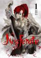 Couverture Nosferatu, tome 1 Editions Soleil (Seinen) 2020