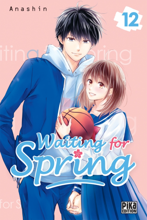 Couverture Waiting for spring, tome 12