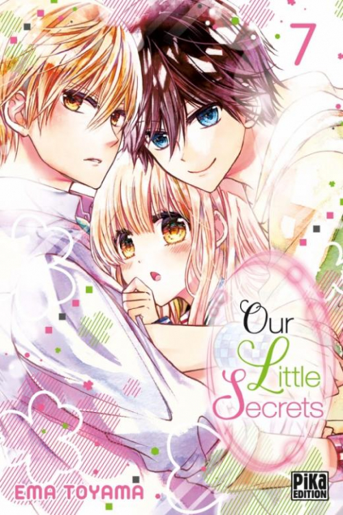 Couverture Our Little Secrets, tome 7