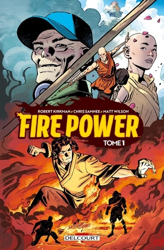 Couverture Fire Power, tome 1
