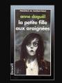 Couverture La petite fille aux araignées Editions Denoël 1997