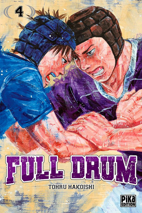 Couverture Full Drum, tome 4